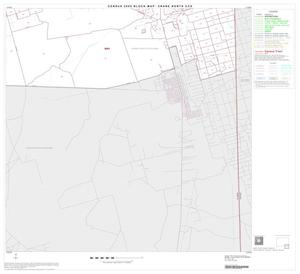 Primary view of object titled '2000 Census County Subdivison Block Map: Crane North CCD, Texas, Block 9'.