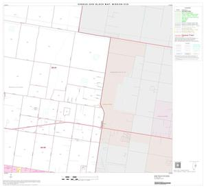 Primary view of object titled '2000 Census County Subdivison Block Map: Mission CCD, Texas, Block 9'.