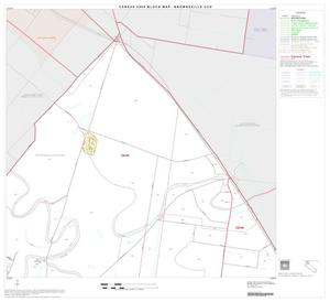 Primary view of object titled '2000 Census County Subdivison Block Map: Brownsville CCD, Texas, Block 2'.
