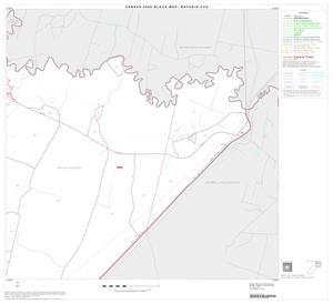 Primary view of object titled '2000 Census County Subdivison Block Map: Refugio CCD, Texas, Block 2'.