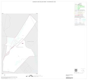 Primary view of object titled '2000 Census County Subdivison Block Map: Riverside CCD, Texas, Inset A01'.