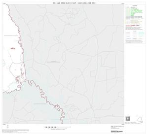 Primary view of object titled '2000 Census County Subdivison Block Map: Nacogdoches CCD, Texas, Block 15'.