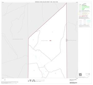 Primary view of object titled '2000 Census County Subdivison Block Map: Del Rio CCD, Texas, Block 4'.