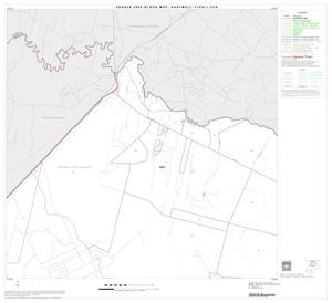 Primary view of object titled '2000 Census County Subdivison Block Map: Austwell-Tivoli CCD, Texas, Block 2'.