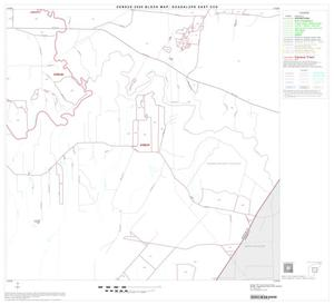 Primary view of object titled '2000 Census County Subdivison Block Map: Guadalupe East CCD, Texas, Block 5'.