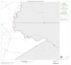 Primary view of object titled '2000 Census County Subdivison Block Map: Ennis CCD, Texas, Block 8'.