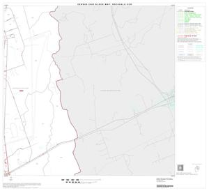 Primary view of object titled '2000 Census County Subdivison Block Map: Rockdale CCD, Texas, Block 4'.