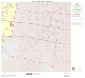 Primary view of object titled '2000 Census County Subdivison Block Map: Mission CCD, Texas, Block 15'.
