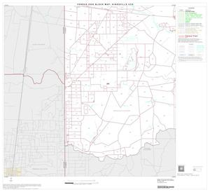 Primary view of object titled '2000 Census County Subdivison Block Map: Kingsville CCD, Texas, Block 6'.