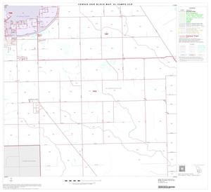 Primary view of object titled '2000 Census County Subdivison Block Map: El Campo CCD, Texas, Block 7'.