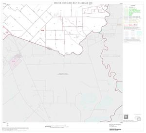 Primary view of object titled '2000 Census County Subdivison Block Map: Needville CCD, Texas, Block 4'.