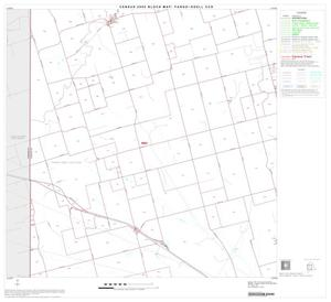Primary view of object titled '2000 Census County Subdivison Block Map: Fargo-Odell CCD, Texas, Block 3'.