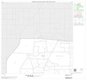 Primary view of object titled '2000 Census County Subdivison Block Map: Whiteface CCD, Texas, Block 1'.