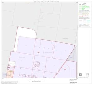 Primary view of object titled '2000 Census County Subdivison Block Map: Robstown CCD, Texas, Block 1'.