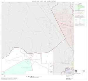 Primary view of object titled '2000 Census County Subdivison Block Map: Sour Lake CCD, Texas, Block 2'.
