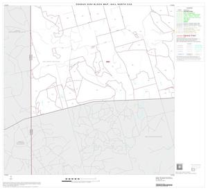 Primary view of object titled '2000 Census County Subdivison Block Map: Gail North CCD, Texas, Block 4'.