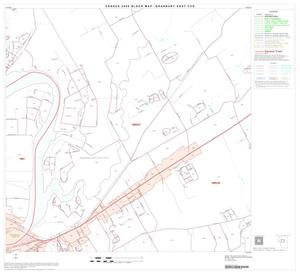 Primary view of object titled '2000 Census County Subdivison Block Map: Granbury East CCD, Texas, Block 5'.