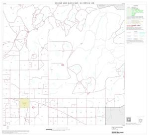 Primary view of object titled '2000 Census County Subdivison Block Map: Silverton CCD, Texas, Block 5'.
