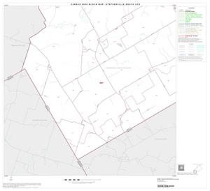 Primary view of object titled '2000 Census County Subdivison Block Map: Stephenville South CCD, Texas, Block 6'.