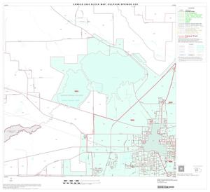 Primary view of object titled '2000 Census County Subdivison Block Map: Sulphur Springs CCD, Texas, Block 6'.
