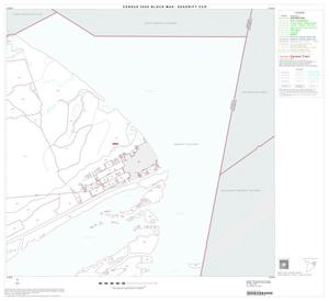 Primary view of object titled '2000 Census County Subdivison Block Map: Seadrift CCD, Texas, Block 6'.