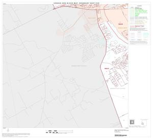 Primary view of object titled '2000 Census County Subdivison Block Map: Granbury East CCD, Texas, Block 7'.