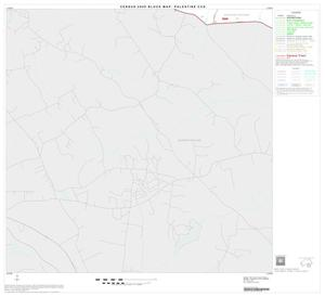 Primary view of object titled '2000 Census County Subdivison Block Map: Palestine CCD, Texas, Block 14'.