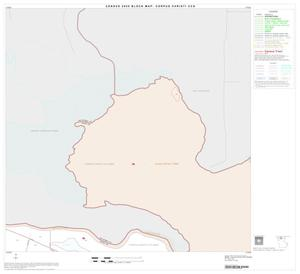 Primary view of object titled '2000 Census County Subdivison Block Map: Corpus Christi CCD, Texas, Block 3'.