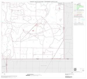 Primary view of object titled '2000 Census County Subdivison Block Map: Aspermont South CCD, Texas, Block 6'.