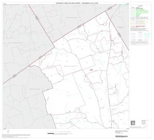 Primary view of object titled '2000 Census County Subdivison Block Map: Adamsville CCD, Texas, Block 1'.