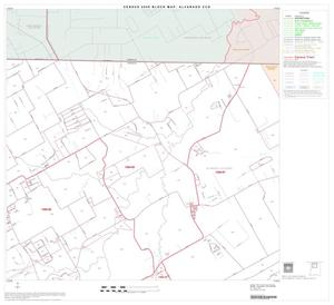 Primary view of object titled '2000 Census County Subdivison Block Map: Alvarado CCD, Texas, Block 2'.