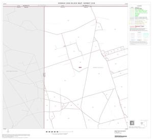 Primary view of object titled '2000 Census County Subdivison Block Map: Kermit CCD, Texas, Block 4'.