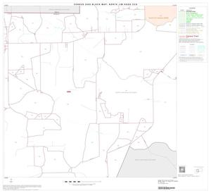 Primary view of object titled '2000 Census County Subdivison Block Map: North Jim Hogg CCD, Texas, Block 5'.