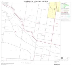 Primary view of object titled '2000 Census County Subdivison Block Map: Southeast Hidalgo CCD, Texas, Block 11'.