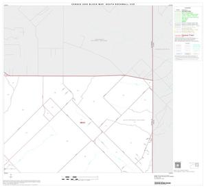 Primary view of object titled '2000 Census County Subdivison Block Map: South Rockwall CCD, Texas, Block 3'.