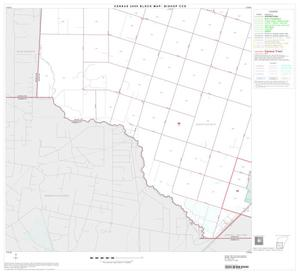 Primary view of object titled '2000 Census County Subdivison Block Map: Bishop CCD, Texas, Block 3'.