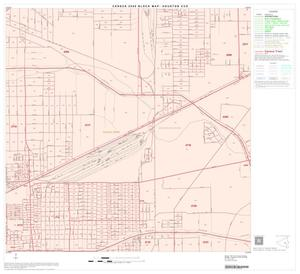 Primary view of object titled '2000 Census County Subdivison Block Map: Houston CCD, Texas, Block 68'.