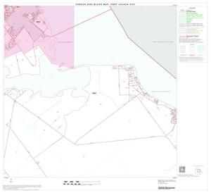 Primary view of object titled '2000 Census County Subdivison Block Map: Port Lavaca CCD, Texas, Block 4'.