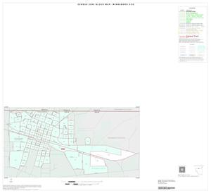 Primary view of object titled '2000 Census County Subdivison Block Map: Winnsboro CCD, Texas, Inset A01'.