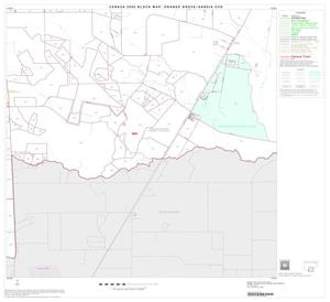 Primary view of object titled '2000 Census County Subdivison Block Map: Orange Grove-Sandia CCD, Texas, Block 5'.