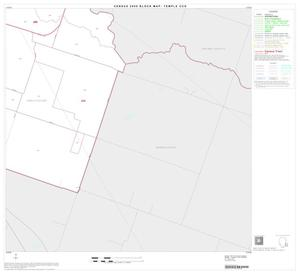 Primary view of object titled '2000 Census County Subdivison Block Map: Temple CCD, Texas, Block 16'.