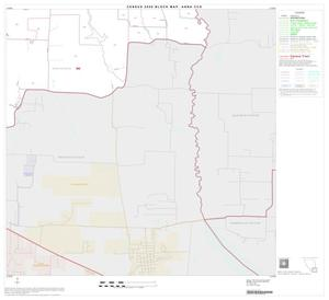 Primary view of object titled '2000 Census County Subdivison Block Map: Anna CCD, Texas, Block 8'.