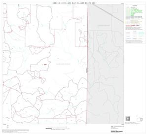 Primary view of object titled '2000 Census County Subdivison Block Map: Claude South CCD, Texas, Block 5'.