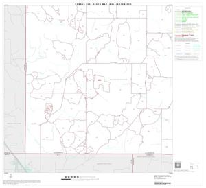 Primary view of object titled '2000 Census County Subdivison Block Map: Wellington CCD, Texas, Block 4'.