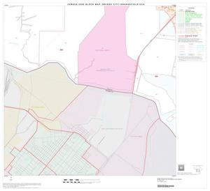 Primary view of object titled '2000 Census County Subdivison Block Map: Bridge City-Orangefield CCD, Texas, Block 5'.