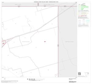 Primary view of object titled '2000 Census County Subdivison Block Map: Monahans CCD, Texas, Block 4'.