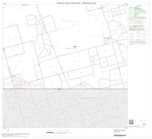 Primary view of object titled '2000 Census County Subdivison Block Map: Seminole CCD, Texas, Block 9'.