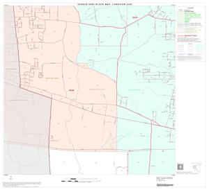 Primary view of object titled '2000 Census County Subdivison Block Map: Longview CCD, Texas, Block 4'.