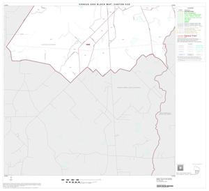 Primary view of object titled '2000 Census County Subdivison Block Map: Canton CCD, Texas, Block 7'.