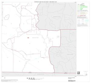 Primary view of object titled '2000 Census County Subdivison Block Map: Bryson CCD, Texas, Block 6'.